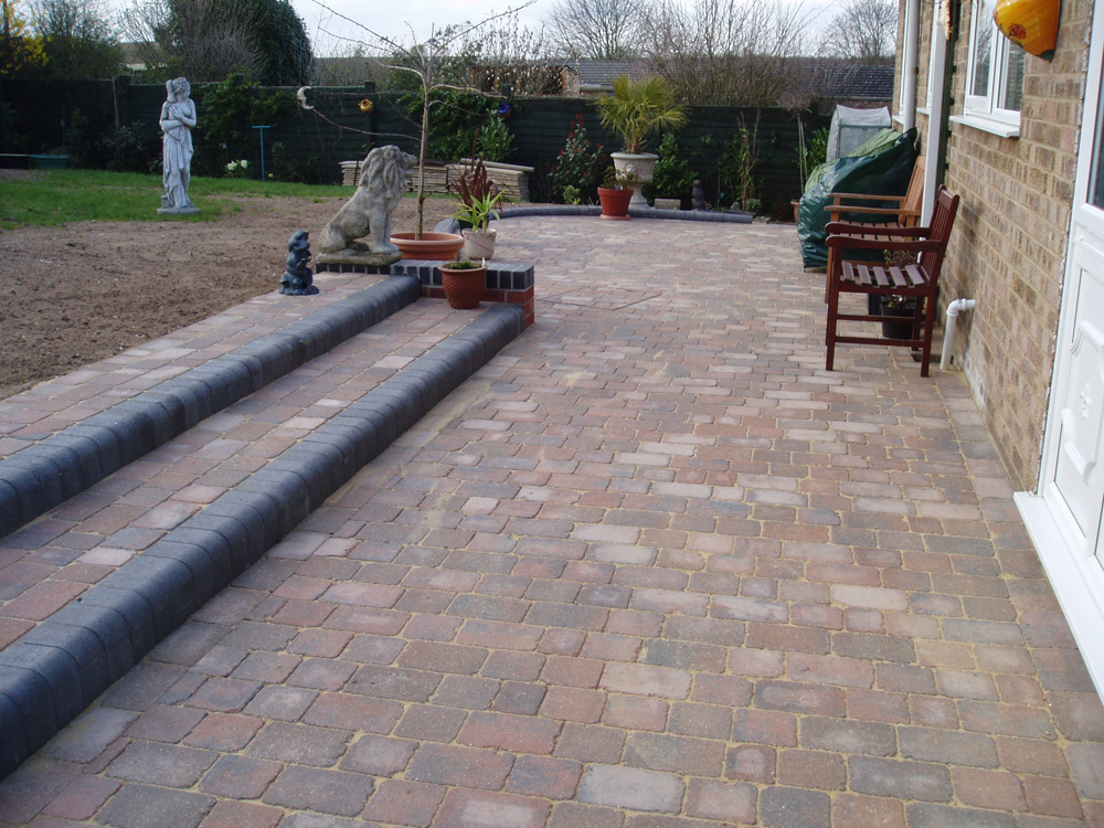 04 Aug Garden Patios And Foundation Laying, TJM Groundworks Suffolk, Norfolk